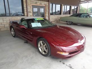 2003 Chevrolet Corvette anniversary Greenville, Texas