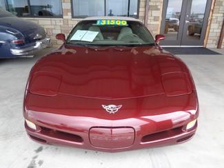 2003 Chevrolet Corvette anniversary Greenville, Texas 1