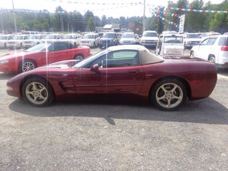 2003 Chevrolet Corvette 50th Anniversary Hoosick Falls, New York