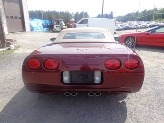2003 Chevrolet Corvette 50th Anniversary Hoosick Falls, New York 3