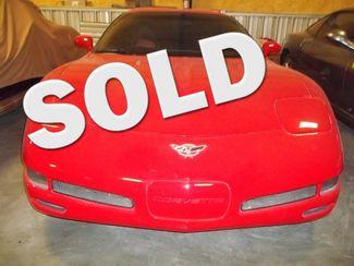 2003 Chevrolet Corvette Z06 Liberty Hill, Texas