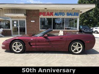 2003 Chevrolet Corvette 50th Anniversary in Medina, OHIO 44256