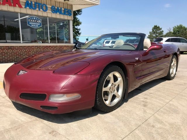 2003 Chevrolet Corvette 50th Anniversary in Medina, OHIO 44256