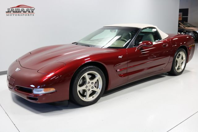 2003 Chevrolet Corvette Merrillville, Indiana 25