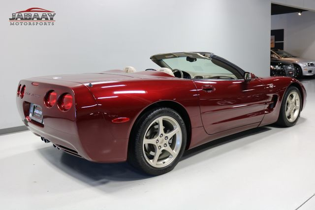2003 Chevrolet Corvette Merrillville, Indiana 4