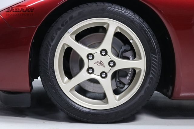 2003 Chevrolet Corvette 50th Anniversary Merrillville, Indiana 45