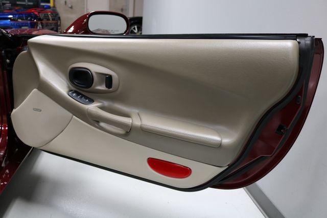 2003 Chevrolet Corvette 50th Anniversary Merrillville, Indiana 24