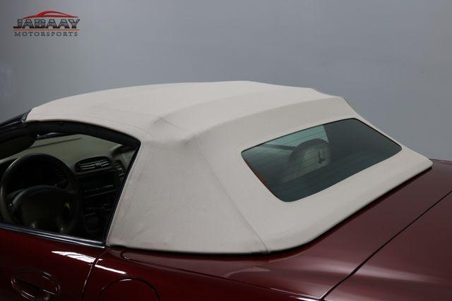 2003 Chevrolet Corvette 50th Anniversary Merrillville, Indiana 29
