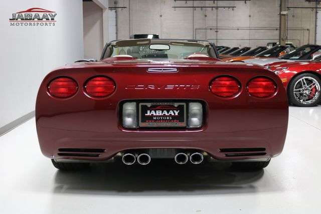 2003 Chevrolet Corvette 50th Anniversary Merrillville, Indiana 3