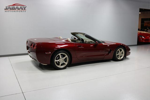 2003 Chevrolet Corvette 50th Anniversary Merrillville, Indiana 41