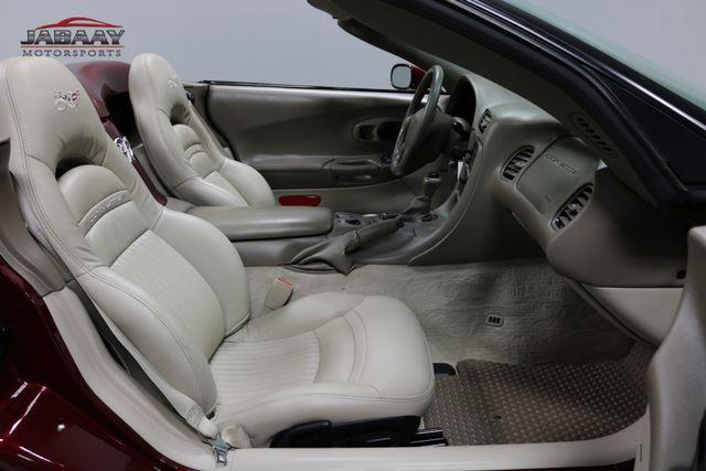 2003 Chevrolet Corvette 50th Anniversary Merrillville, Indiana 14