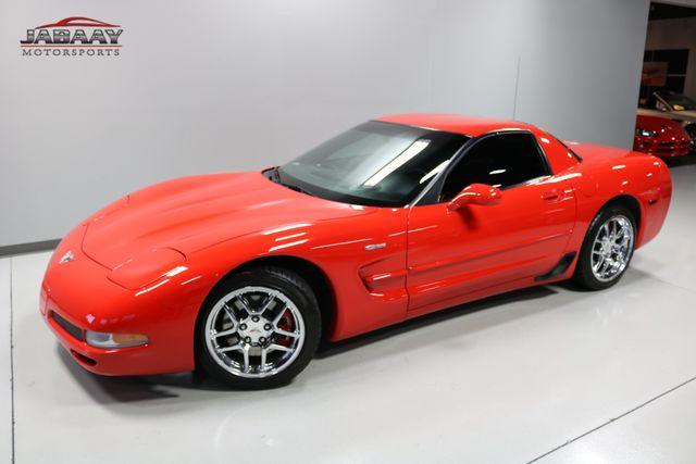 2003 Chevrolet Corvette Z06 Merrillville, Indiana 26