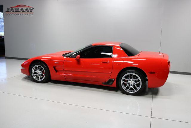 2003 Chevrolet Corvette Z06 Merrillville, Indiana 34