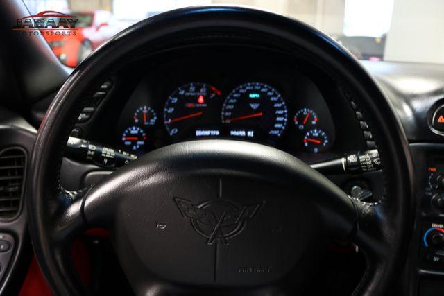2003 Chevrolet Corvette Z06 Merrillville, Indiana 16