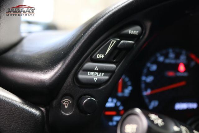 2003 Chevrolet Corvette Z06 Merrillville, Indiana 17