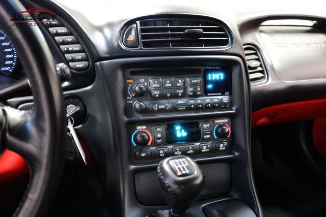 2003 Chevrolet Corvette Z06 Merrillville, Indiana 20