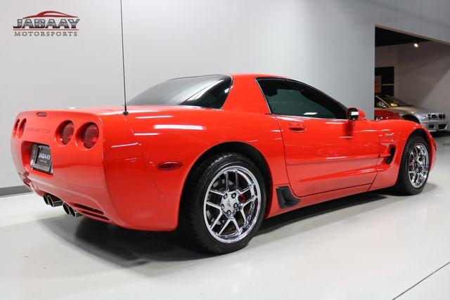 2003 Chevrolet Corvette Z06 Merrillville, Indiana 4