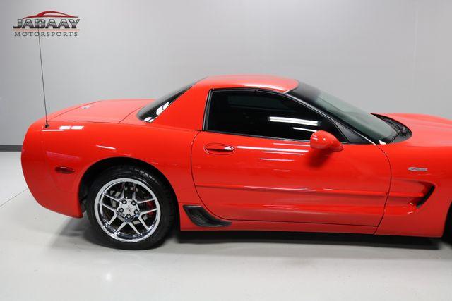 2003 Chevrolet Corvette Z06 Merrillville, Indiana 35