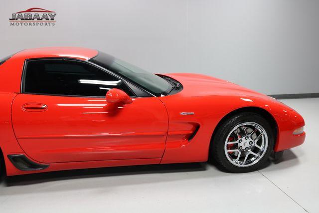 2003 Chevrolet Corvette Z06 Merrillville, Indiana 36