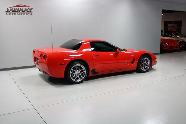 2003 Chevrolet Corvette Z06 Merrillville, Indiana 37