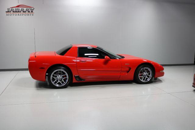 2003 Chevrolet Corvette Z06 Merrillville, Indiana 38