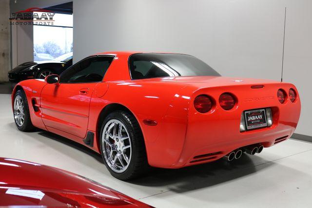 2003 Chevrolet Corvette Z06 Merrillville, Indiana 2