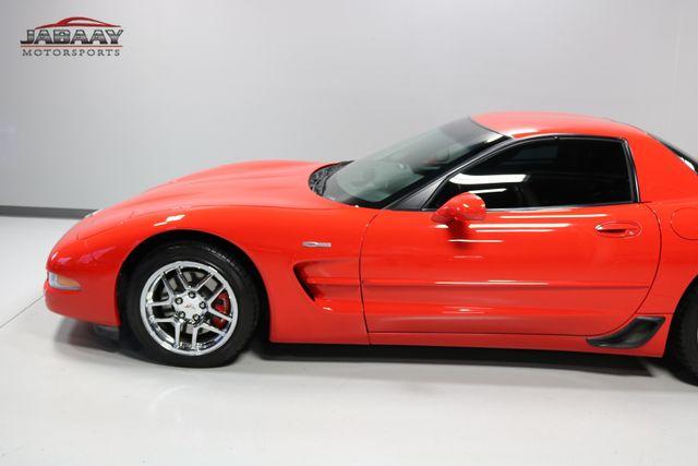 2003 Chevrolet Corvette Z06 Merrillville, Indiana 29