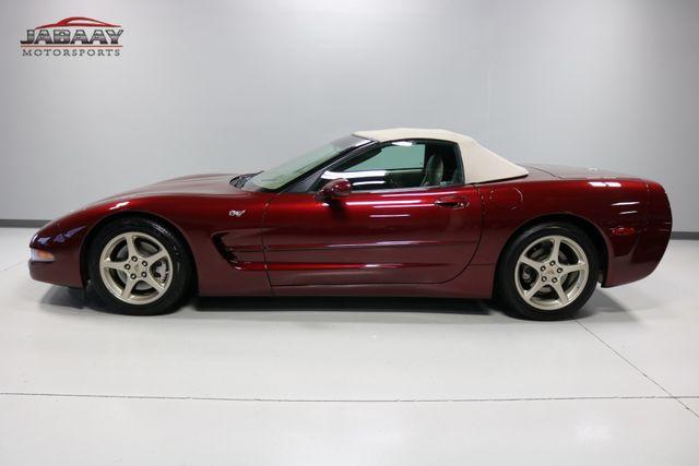 2003 Chevrolet Corvette 50th Anniversary Merrillville, Indiana 26
