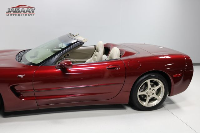 2003 Chevrolet Corvette 50th Anniversary Merrillville, Indiana 33