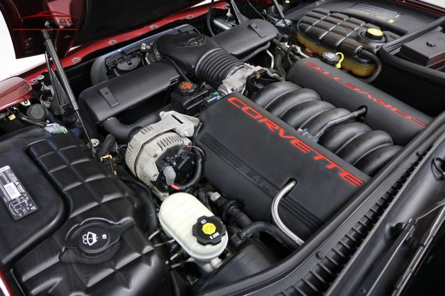2003 Chevrolet Corvette 50th Anniversary Merrillville, Indiana 8