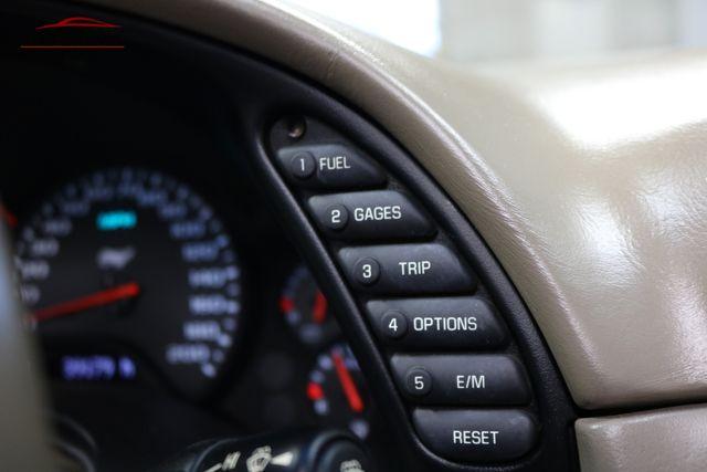 2003 Chevrolet Corvette 50th Anniversary Merrillville, Indiana 18