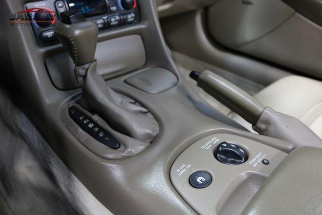 2003 Chevrolet Corvette 50th Anniversary Merrillville, Indiana 21