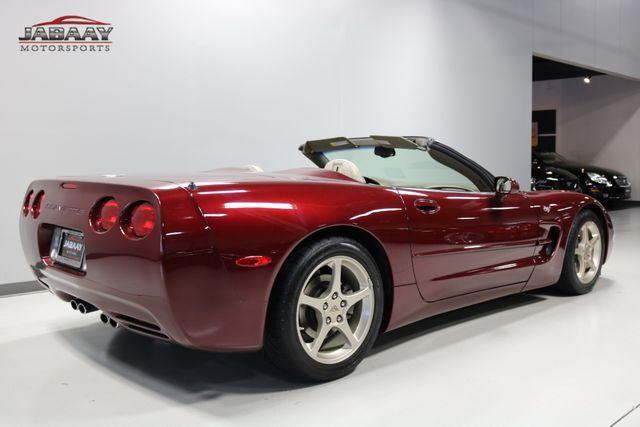 2003 Chevrolet Corvette 50th Anniversary Merrillville, Indiana 4