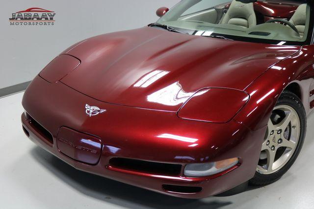 2003 Chevrolet Corvette 50th Anniversary Merrillville, Indiana 30