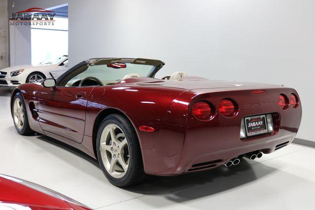 2003 Chevrolet Corvette 50th Anniversary Merrillville, Indiana 2