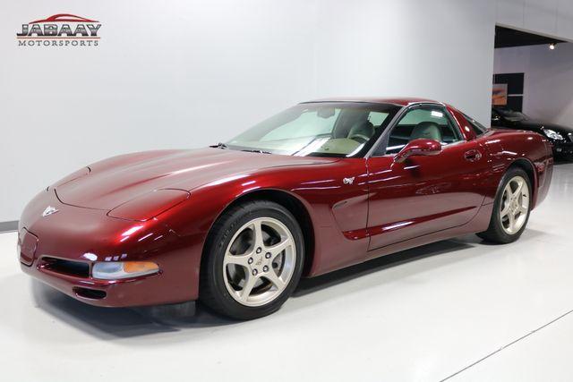 2003 Chevrolet Corvette 50th Anniversary Merrillville, Indiana 22