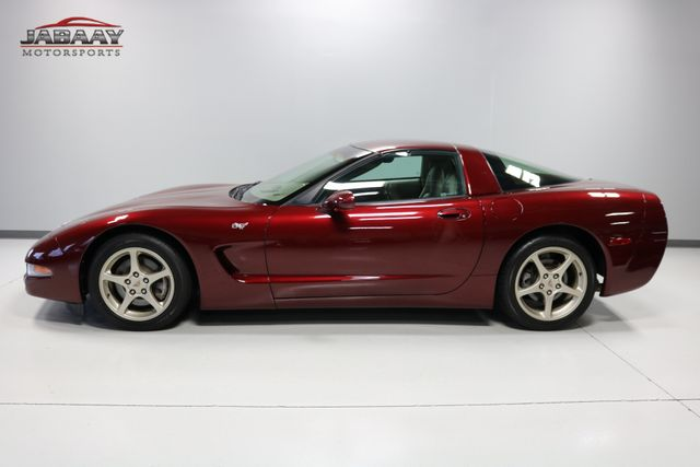 2003 Chevrolet Corvette 50th Anniversary Merrillville, Indiana 23