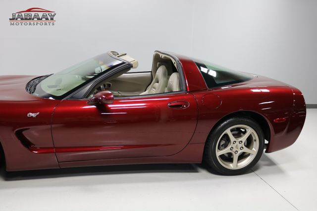2003 Chevrolet Corvette 50th Anniversary Merrillville, Indiana 31