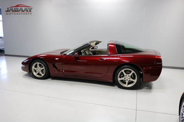2003 Chevrolet Corvette 50th Anniversary Merrillville, Indiana 35