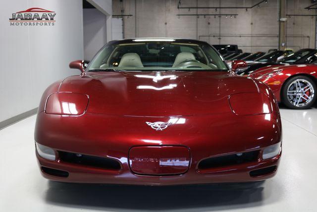 2003 Chevrolet Corvette 50th Anniversary Merrillville, Indiana 7