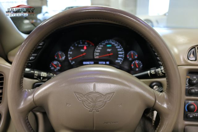 2003 Chevrolet Corvette 50th Anniversary Merrillville, Indiana 16