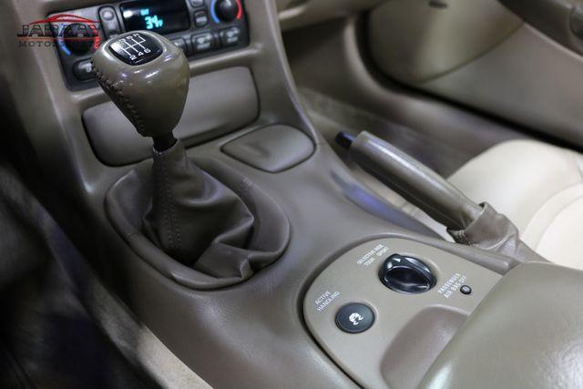 2003 Chevrolet Corvette 50th Anniversary Merrillville, Indiana 19