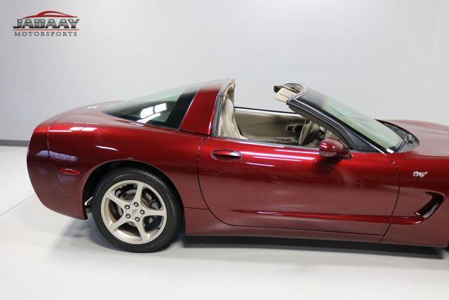 2003 Chevrolet Corvette 50th Anniversary Merrillville, Indiana 36
