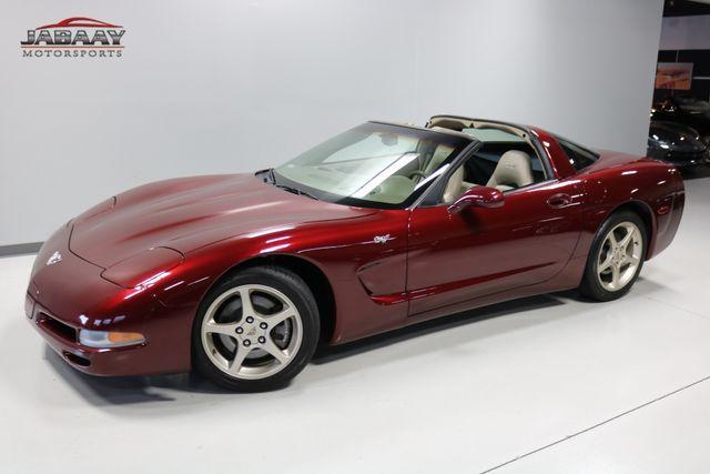 2003 Chevrolet Corvette 50th Anniversary Merrillville, Indiana 27