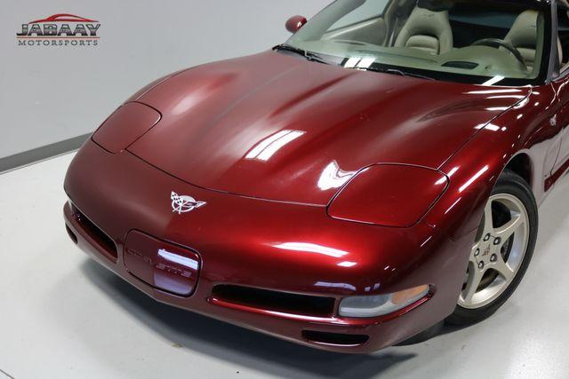 2003 Chevrolet Corvette 50th Anniversary Merrillville, Indiana 28