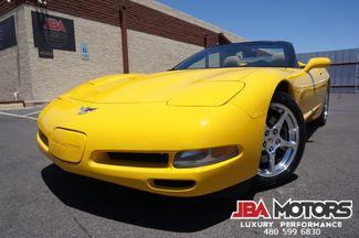2003 Chevrolet Corvette Convertible ONLY 1,815 MILES!!  | MESA, AZ | JBA MOTORS in Mesa AZ