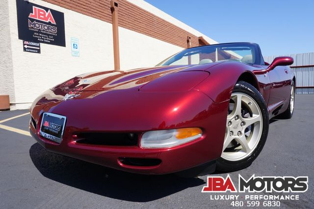 2003 Chevrolet Corvette Convertible 50th Anniversary Special Edition in Mesa, AZ 85202
