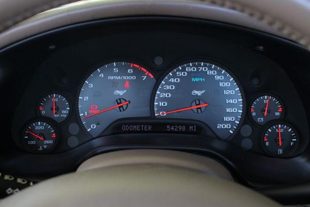 2003 Chevrolet Corvette 50TH ANNIVERSARY EDITION -  MAGNETIC RIDE CONTROL! Mooresville , NC 8