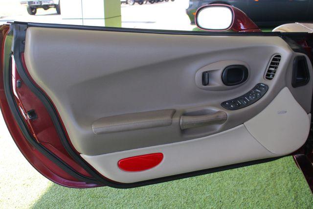 2003 Chevrolet Corvette 50TH ANNIVERSARY EDITION -  MAGNETIC RIDE CONTROL! Mooresville , NC 43