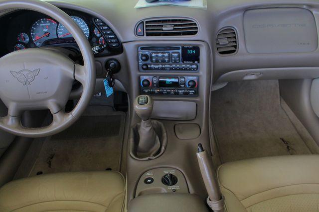 2003 Chevrolet Corvette 50TH ANNIVERSARY EDITION -  MAGNETIC RIDE CONTROL! Mooresville , NC 9